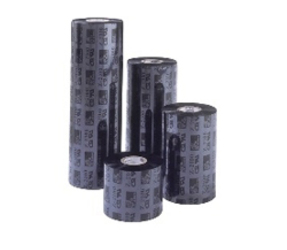 Thermal Ribbon, 2300, Wachs, 104mm x 300m, schwarz (15 pro packung)